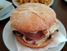 Hamburguesa Can Sala