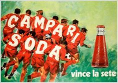 Vintage Campari advertisement.