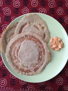 Crispy Oats Dosa Oats Dosa, Chutney, Quick Easy Meals, Crepes, Indian Food Recipes, Family Meals, Curry, Homemade, Eat