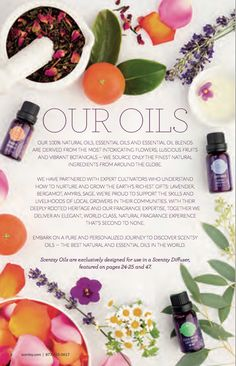 Why Essential Oils? What makes our oils so great?