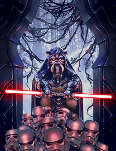 Shadows of Endor  En un universo paralelo…