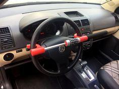Προστατέψτε το αυτοκίνητό σας με αντικλεπτικό μπλόστερ για το τιμόνι με συνδυασμό πέντε ψηφίων της Oklead. Φτιαγμένο από ενισχυμένο κράμα μετάλλων και με δυνατότητα αλλαγής κωδικού της επιλογής σας εύκολα και γρήγορα. Για πληροφορίες επικοινωνήστε μαζί μας στο 210 5758580 ή επισκεφτείτε το κατάστημά μας για να δείτε από κοντά όλες τις διαθέσιμες επιλογές για το αυτοκίνητό σας Vehicles, Car, Vehicle, Tools