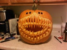 Halloween worthy