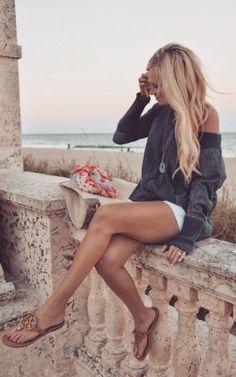 xo <3 long, blonde, wavy hair + summer