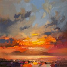 "fuckyeahpainting: "" Scott Naismith Oil on Canvas. Scotland. """