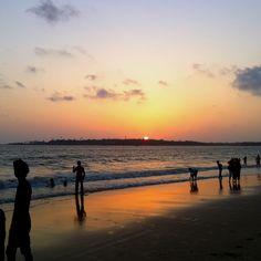 Versova sunset
