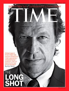 Our Dec. 17, 2012 European edition featured cricket legend turned politician Imran Khan. Read more: http://ti.me/S5wp7D