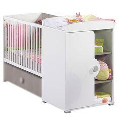 Lola Lit Chambre Transformable De Sauthon Selection Sur Aubert 509 Changing Table Storage Bed