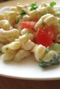 Another excellent side dish to add to your summer bbqs. Pasta Recipes, Salad Recipes, Pasta Meals, Cooking Recipes, Tasty Dishes, Side Dishes, Great Recipes, Family Recipes, Favorite Recipes