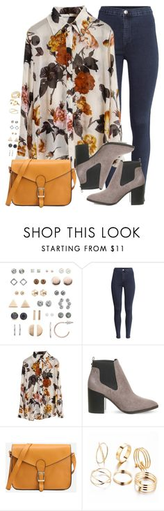 """""""I wish you were in my arms"""" by rocketsheep ❤ liked on Polyvore featuring Mudd, H&M, Retrò, Office, lyrics and GOT7"""