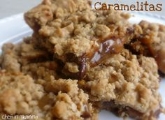 Caramelitas! These are seriously AMAZING! One of my favorite treats!  If you like caramel, you are going to LOVE these!