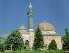 Iznik Bursa Mosque - Turkey by shirin-gol