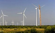 Largest Wind Farm in Indiana