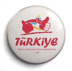 TURKEY SPORT FEDERATION OF THE DEAF on Behance