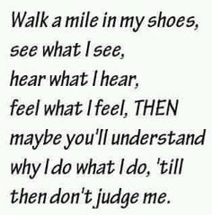 this goes for judging others too. sometimes hard to remember