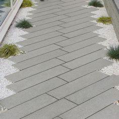 Marshalls Paving-Granite 'Eclipse Range'-Dark Granite-PAVING SLABS, LINEAR PLANKS: