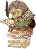 illustrated by my favorite children's book artist, Jan Brett