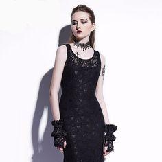 Vestido sereia Black