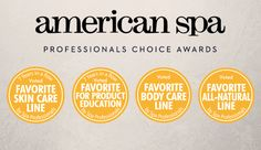Éminence Named Professional's Choice Winner 7 Years In A Row | Eminence Organic Skin Care