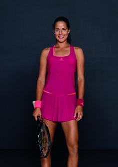 Tennis Fashion for the US Open 2011 from adidas. Play Tennis, Beach Tennis, Tennis Clothes, Tennis Outfits, Ana Ivanovic, Tennis Players Female, Golf Attire, Tennis Fashion, Tennis Stars