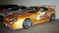 Fast & Furious World: Los coches de Fast & Furious