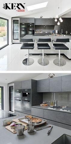 Watch how the Miele steam combination oven and induction hob were essential choices for professional chef and owner of Mere, Monica Galetti to have at home. Kitchen Hob, Design Your Kitchen, Family Kitchen, Cool Kitchens, Choices, Oven, Food Prep, Watch, Film