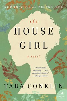 THE HOUSE GIRL is now out in paperback! It's our Top Pick for Book Clubs this month.