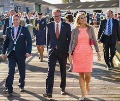 On September 9, 2016, Dutch Queen Maxima visits Colijnsplaat and Zierikzee…