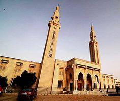 Mezquita.Nuakcott. Mauritania.foto juan Mario Cuéllar