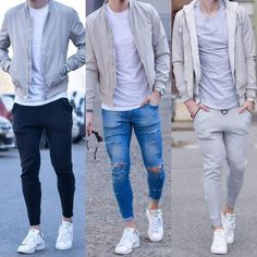 Ideas for style casual chic homme men street Stylish Mens Outfits, Casual Outfits, Stylish Man, Casual Dresses, Casual Chic Style, Men Casual, Men's Style, Simple Style, Swag Style