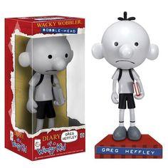Funko Diary of a Wimpy Kid: Greg Heffley Action Figure http://popvinyl.net #funko #funkopop #popvinyls