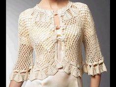 Crochet Shrug| free |Crochet patterns| 373