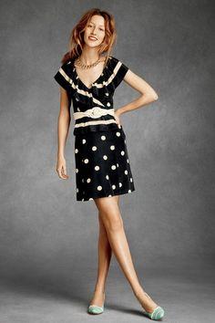 polka dot dress by alta