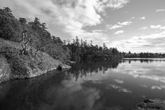 water, clouds and trees Water Photography, Editorial, Commercial, Clouds, River, Outdoor, Outdoors, Water Pictures, Outdoor Games