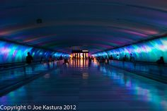Detroit Metro Airport  Copyright © Joe Kastura 2012