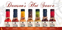 Welcome to Dawson's Hot Sauce! Stuffed Hot Peppers, Hot Sauce, Online Shopping, Chocolate, Sweet, Candy, Net Shopping, Chocolates, Brown
