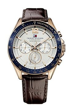 Tommy Hilfiger Luke 1791118 Mens Wristwatch very sporty ** Find out more about the great product at the image link.