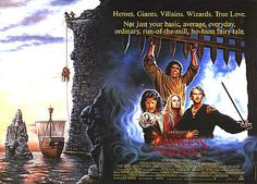 S. Morgernstern's classic tale of true love and high adventure. One of the greatest movies/books of all times.