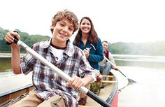 Reinvent family vacation at summer camp