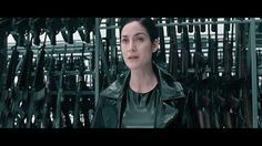 Carrie-Anne Moss as Trinity in The Matrix (1999)