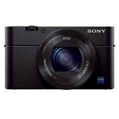 Sony RU Современная камера RX100 III с матрицей типа 1.0