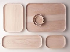 Serving Trays by Urbancase — ACCESSORIES -- Better Living Through Design