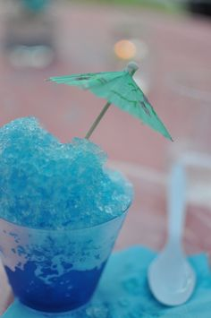 Ready for summer and blue raspberry snow cones! Snow Cones, Vegas, Raspberry, Day, Desserts, Summer, Blue, Food, Tailgate Desserts