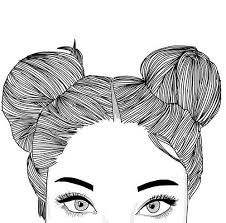 Easy Black And White Drawings