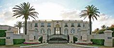 ocean ridge fl mansion | More Pics Of Alvin Malnik's Ocean Ridge, FL Mega Mansion « Homes of ...