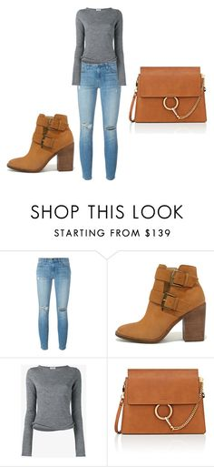"""""""Untitled #4"""" by ibricsemir ❤ liked on Polyvore featuring Current/Elliott, Steve Madden, Acne Studios and Chloé"""