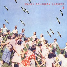 6 by Wacky Southern Current - Wacky Southern Current (WSC) started in 2008 as a home recording project for Marco Cervellin, who compose, plays all instruments and records in the Italian countryside  #guitar #soundtracks #krautrock #jazz #ambient #postclassic