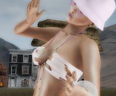 Bikinis, Swimwear, Platform, Sky, Crop Tops, Fall, Women, Fashion, Bathing Suits