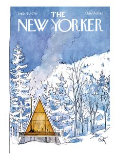 The New Yorker Cover - February 6, 1978 Giclee Print by Arthur Getz at Art.com