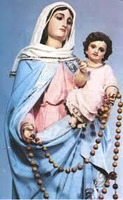 Our Lady of The Rosary of San Nicolas, Argentina